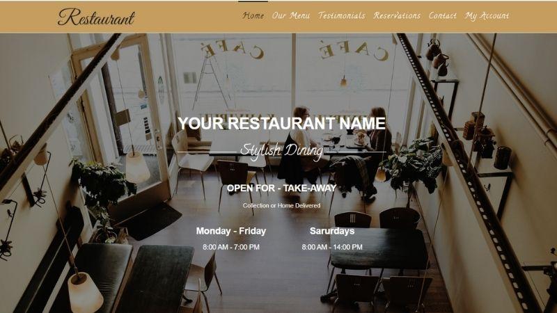 Restaurant Take-Away