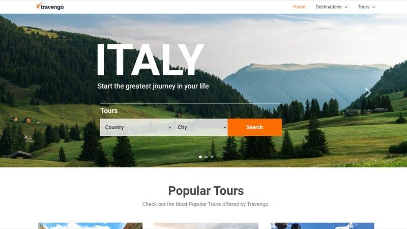 Tour Site