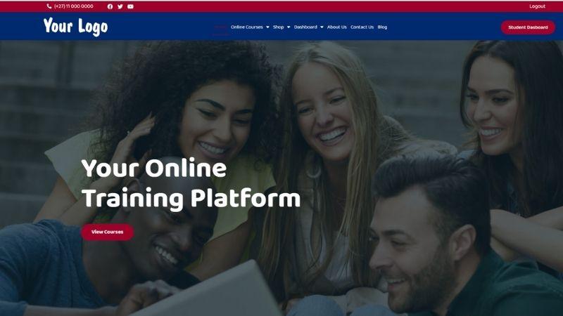 LMS Training Platform